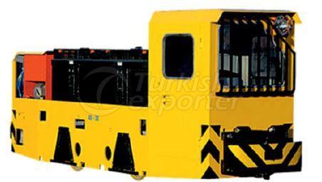 Mining and Tunnel Locomotives