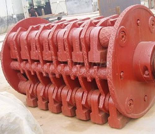 Hammer Crusher Rotor