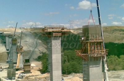 Evaluation and Retrofit of existing bridges on TEM Highway