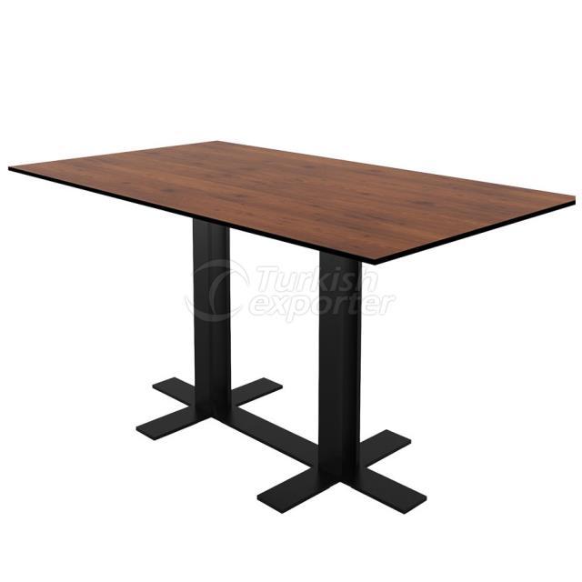 COMPACT PLUS LEG TABLE