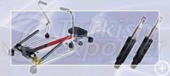 Fitness Aracı Damper