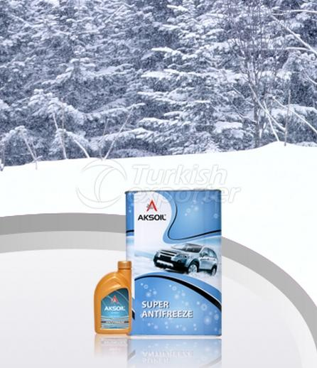 Antifreeze Aksoil Super