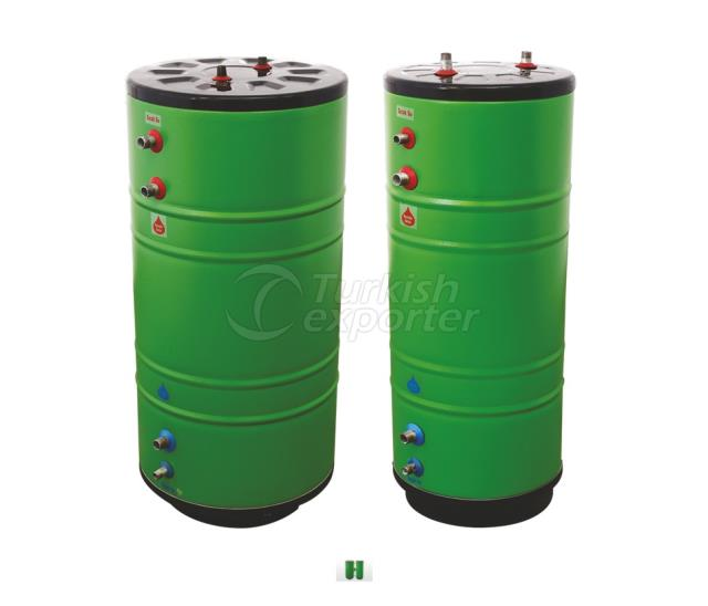 Hot Water Boiler FLC - BY SERIES