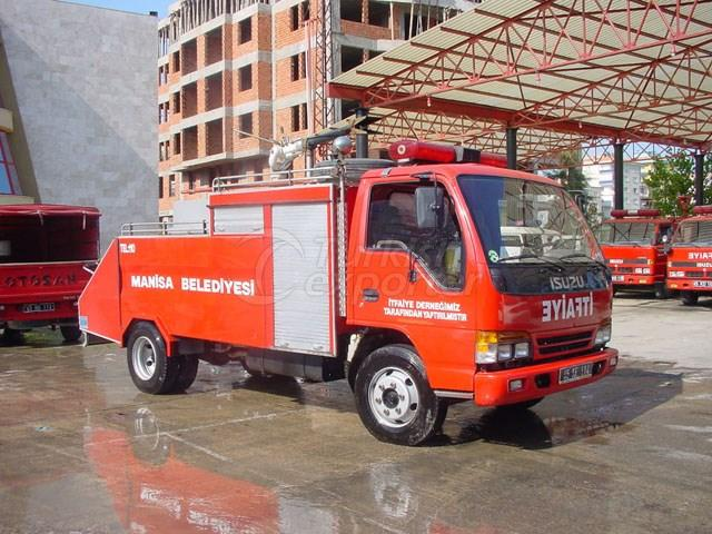 Camiones de agua