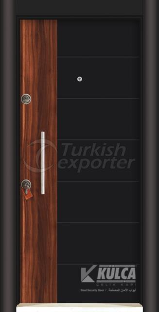 D-2031 ( PVC STEEL DOOR )