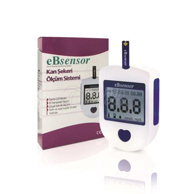 EbSensor  Blood Glucose Monitoring System