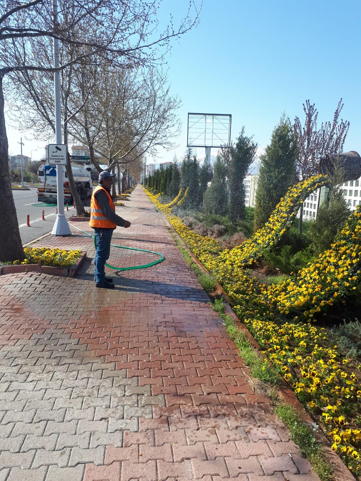 Mobiliario urbano - Flower Wave