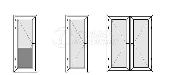 Kilitli Kapı Açılım Profilleri