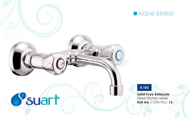 Kitchen Faucet B103 Acem
