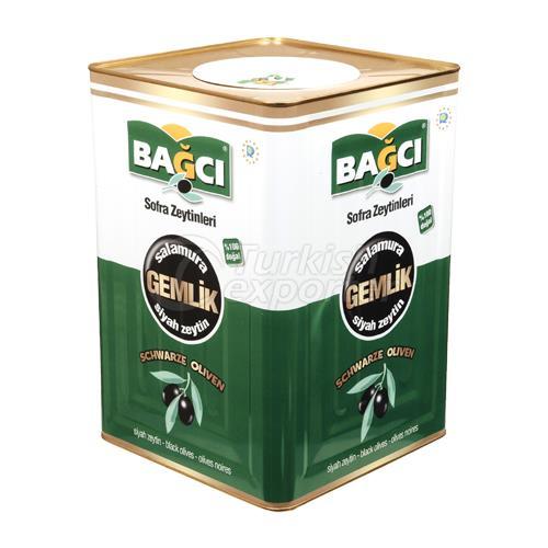 Black Olive Brine