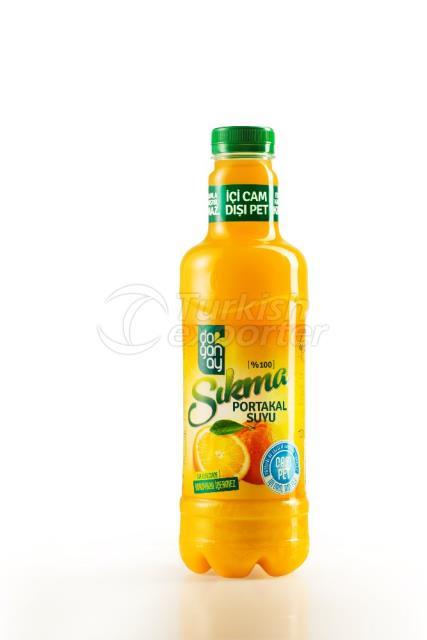 Orange Juice Still Life