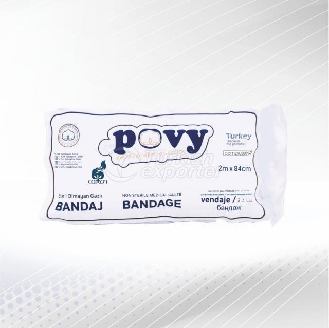 Non-Sterile Medical Gauze Bandage