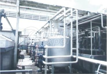 Stainless Pipe Installation