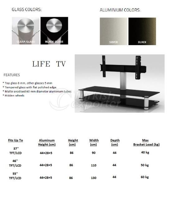 LIFE TV Units