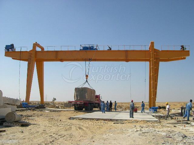Gantry Crane 50 ton