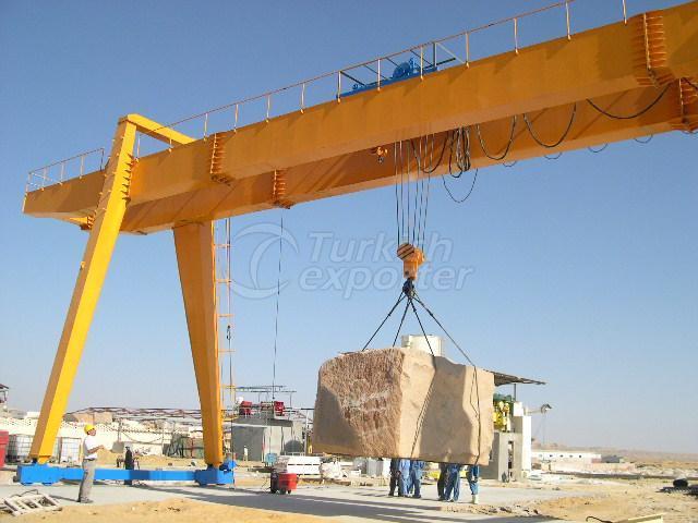 Portal Crane 50 Ton