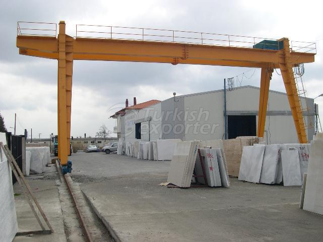 double girder beam crane 10 ton