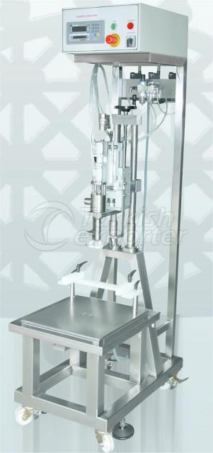 Single Manual Scales Filling Machine