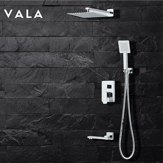 VALA CONCEALED SHOWER