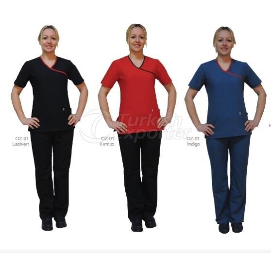 Women Operating Room Uniforms