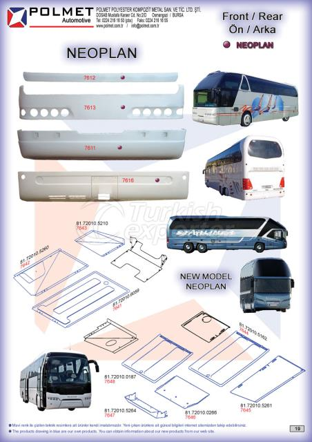 Homme - Neoplan