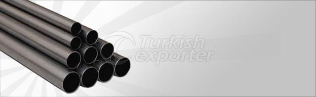 Round Industrial Pipes