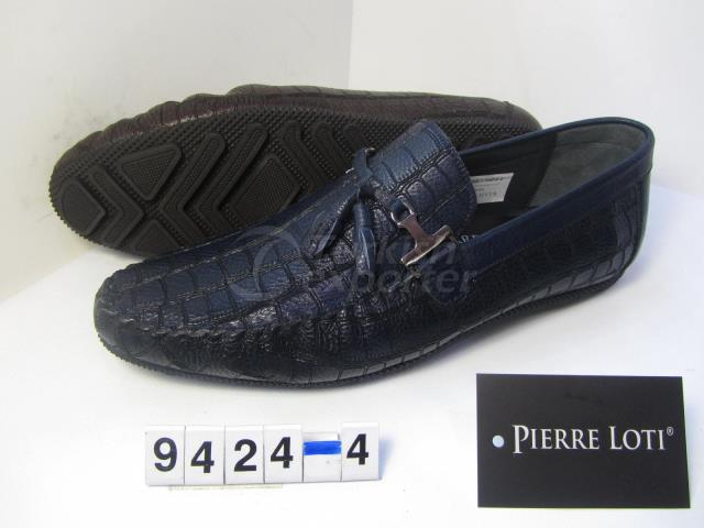 9424-4 Leather Shoes