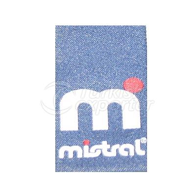 Mistral Woven Label