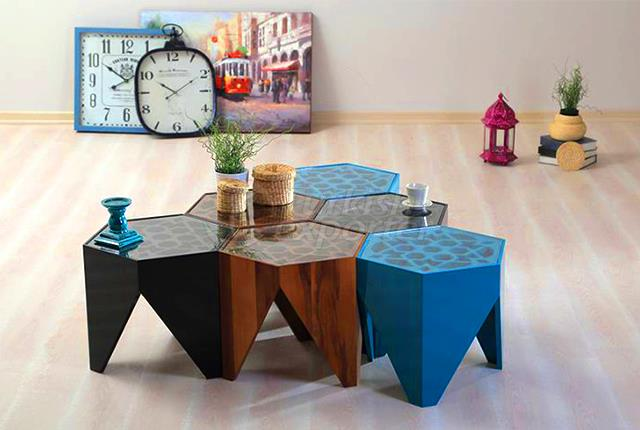 Lounge Furniture Ottaman