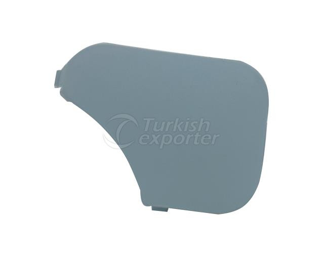 FRONT BUMPER TOW TOWING EYE COVER