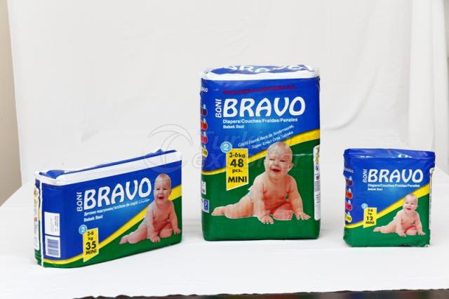Bravo Baby Diaper