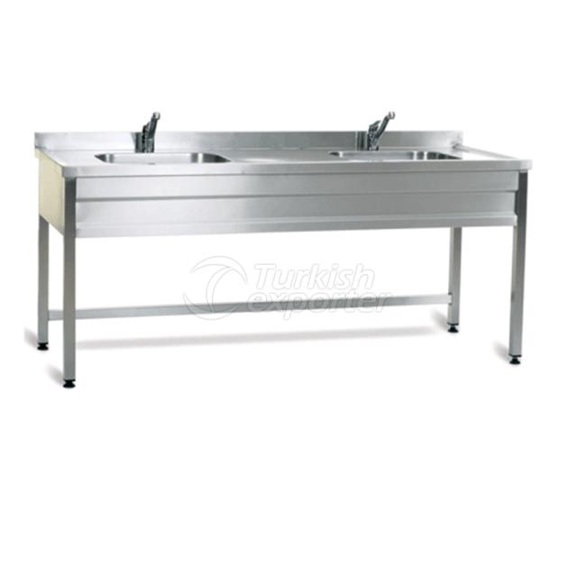 material washing bath