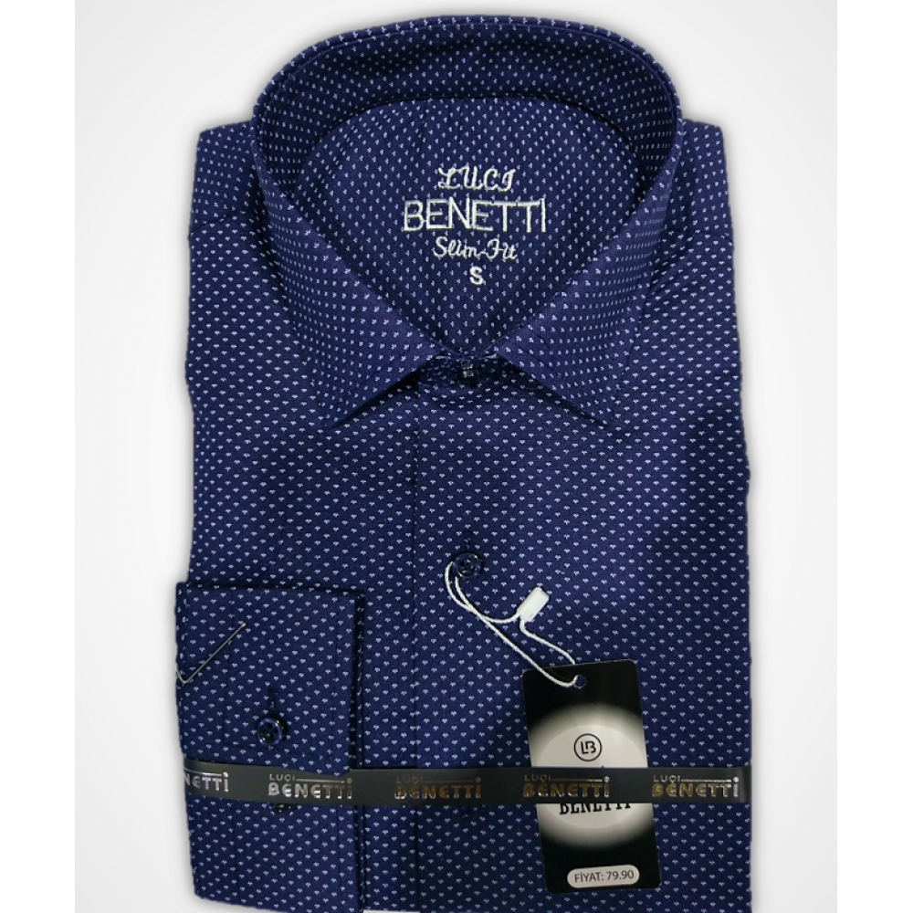 Slim Fit Shirts 1003