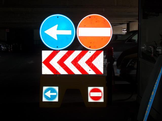 Standart Traffic Signs