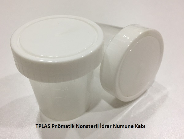 Nonsterile Urine Sample Cup
