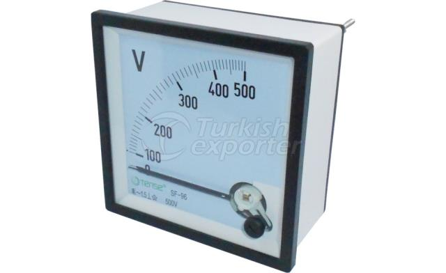Analog Measuring Instruments V72-500
