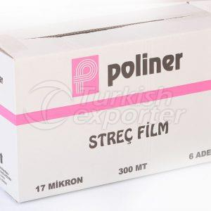 Hand-held Stretch Films