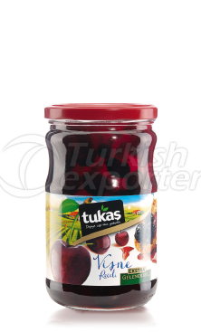 Sour Cherry Jam 800 gr