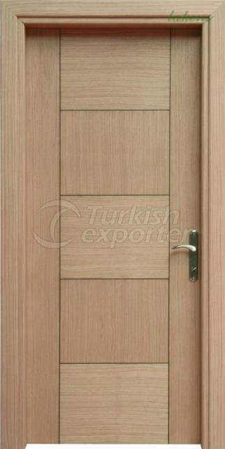 Veneered Wooden Door LK 114