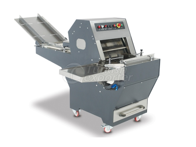 Automatic Bread Slicer with Belt