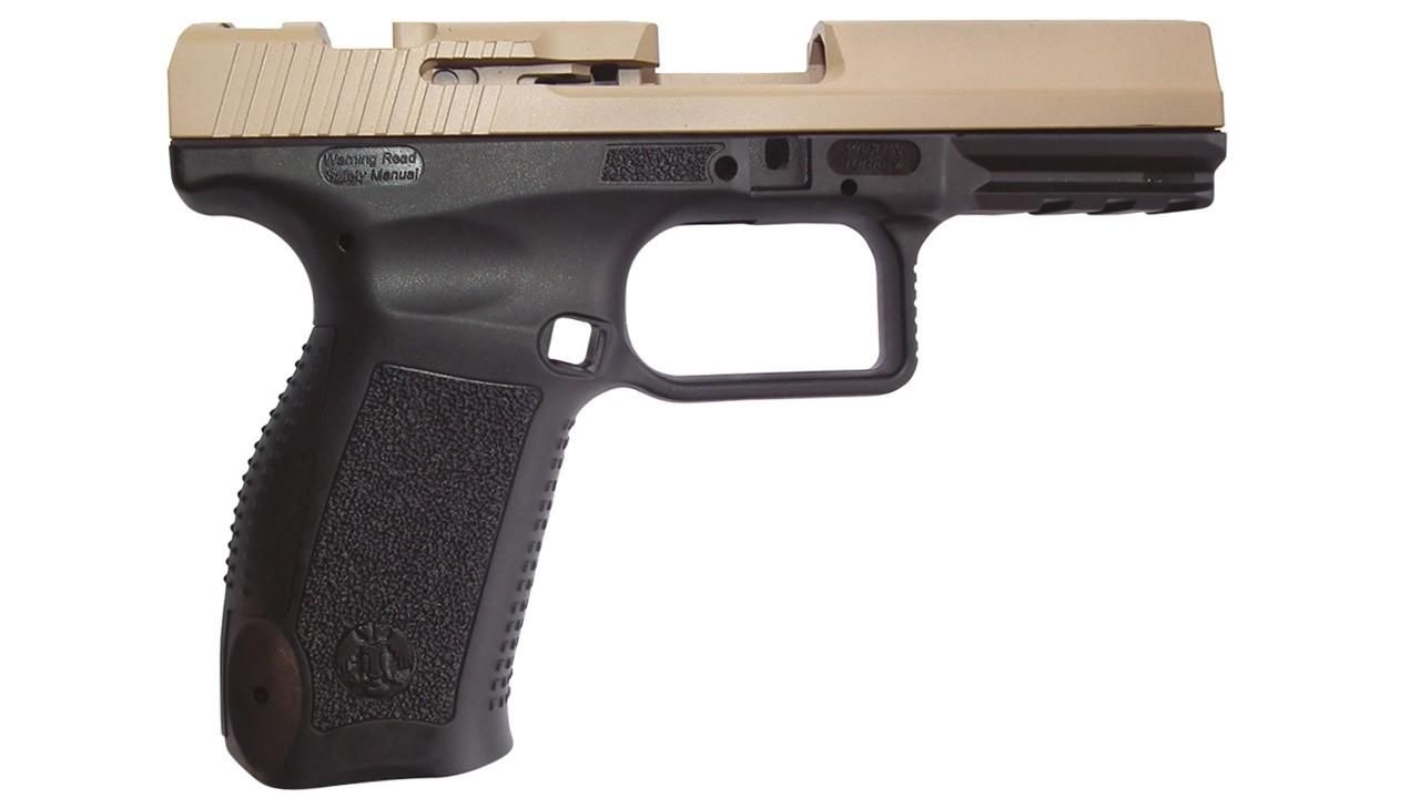 Полимерная рамка пистолета - 1