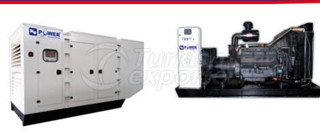 Diesel Generators -KJS200
