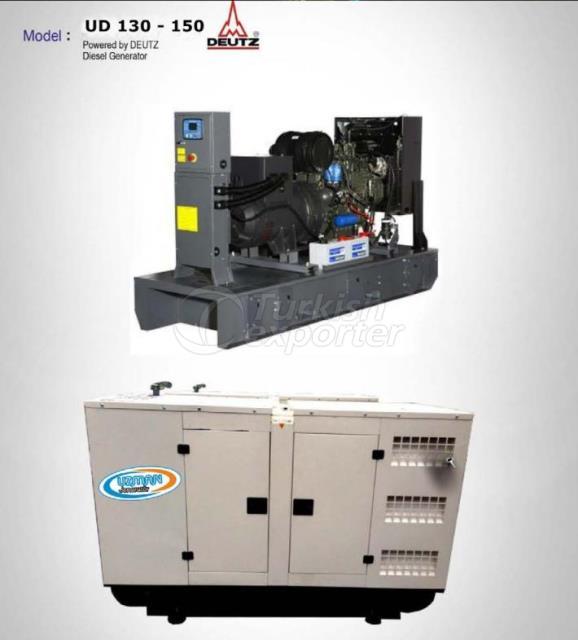 Diesel Generator - UD 130 - 150