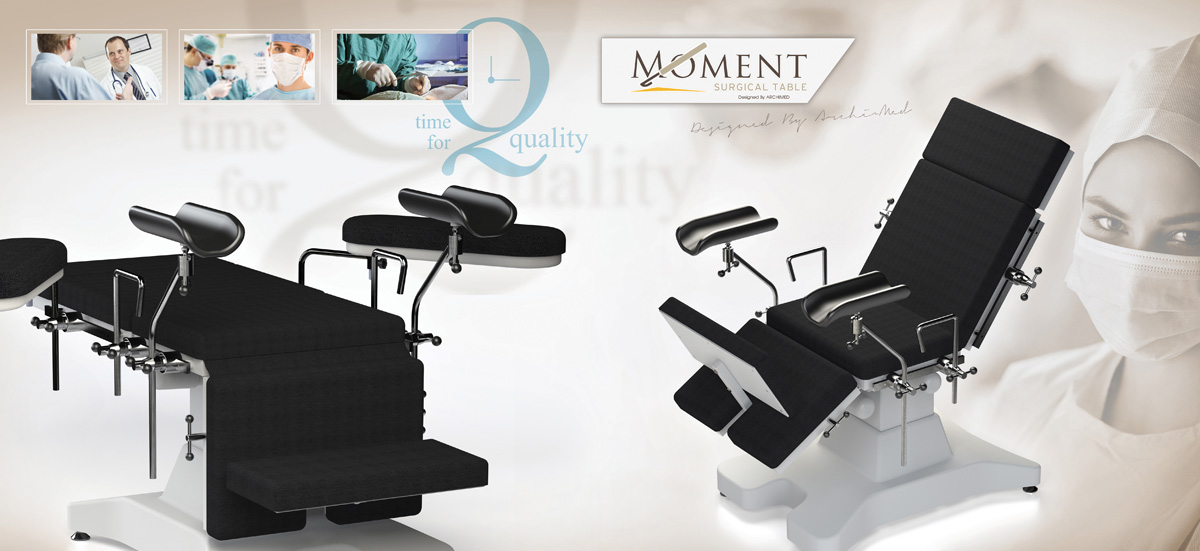 ST04-S MOMENT SURGICAL TABLE