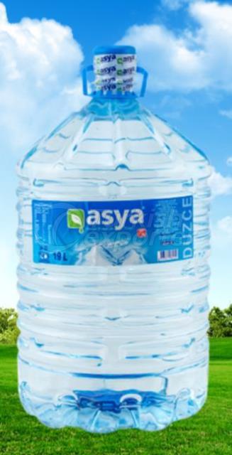 19 Lt. Bottled Water