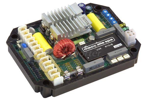 Mecc Alte - UVR6 AVR Card