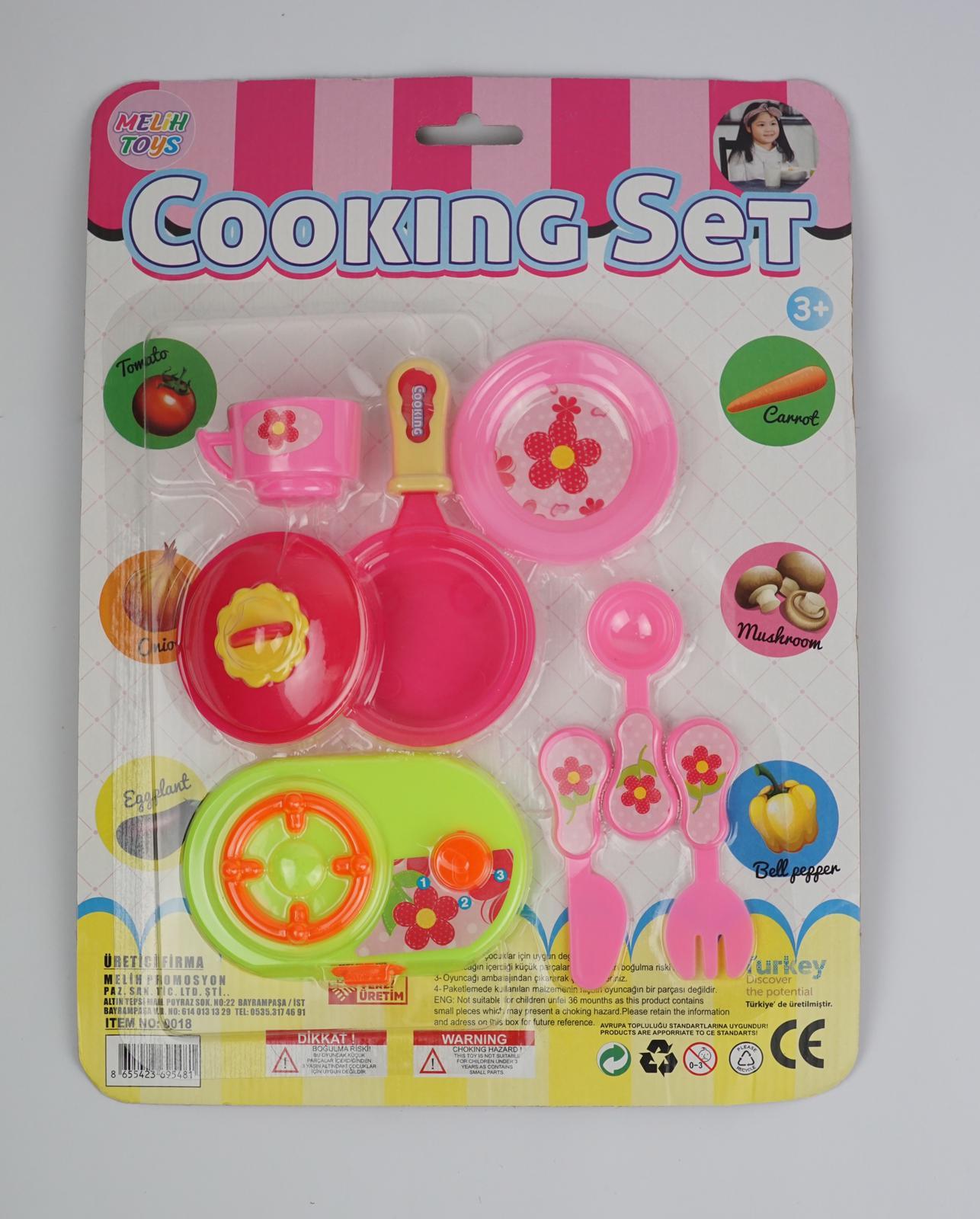 cooking set 4