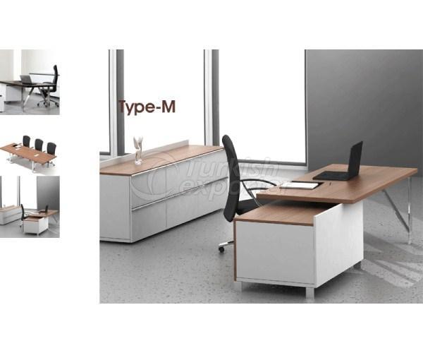 مكتب اداريين Type-M