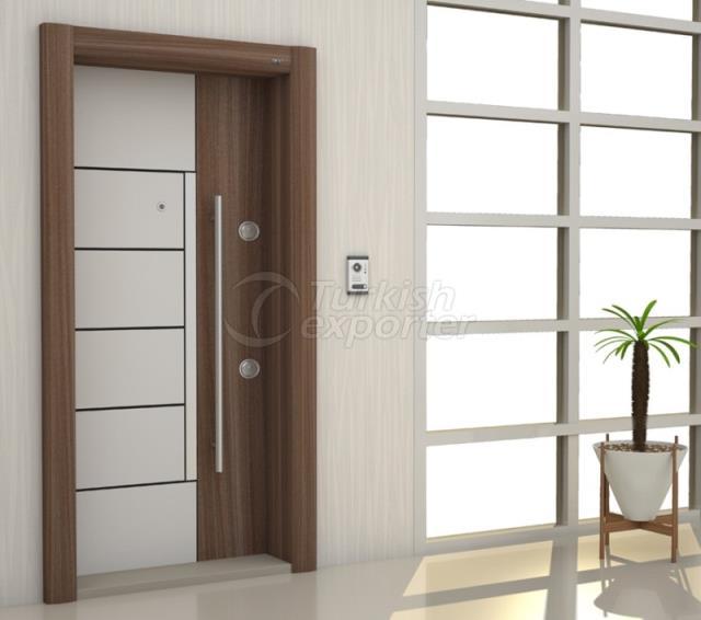 Steel Door  -PRE 409 FARYA