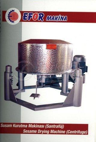 Sesame Drying Machine (Centrifuge)